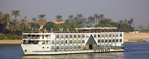 3days Nile cruise