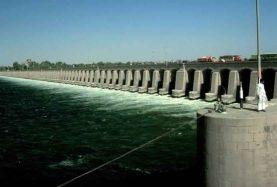 high Aswan dam
