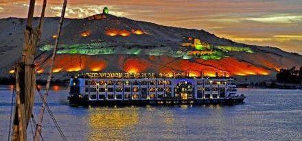 5 Days 4 Nights Nile Cruise