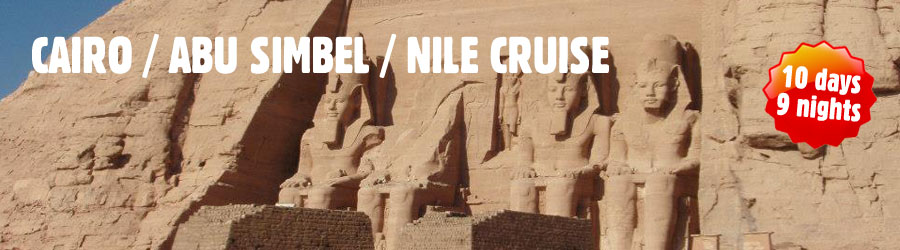 4days Nile cruise