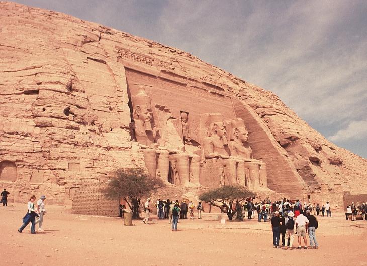 Ramses II History