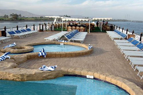 Nile Cruise Luxor Aswan