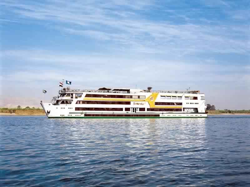 Ms Sonesta sun goddess Nile cruise Special price deal ...