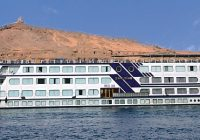 Ms Radamis II Nile cruise