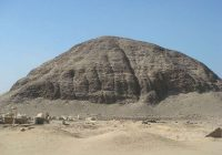 Monuments Sight Seeing Attractions Egypt Zawyet elAryanPyramids