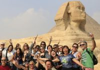 Monuments Sight Seeing Attractions Egypt Sphinx
