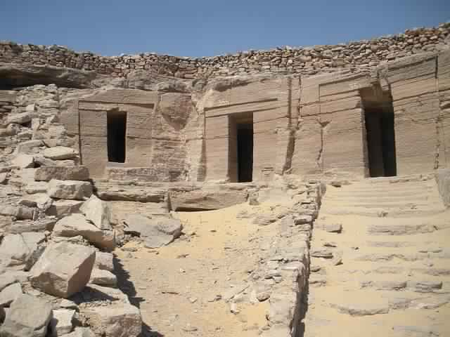 Luxor Nobles tombs