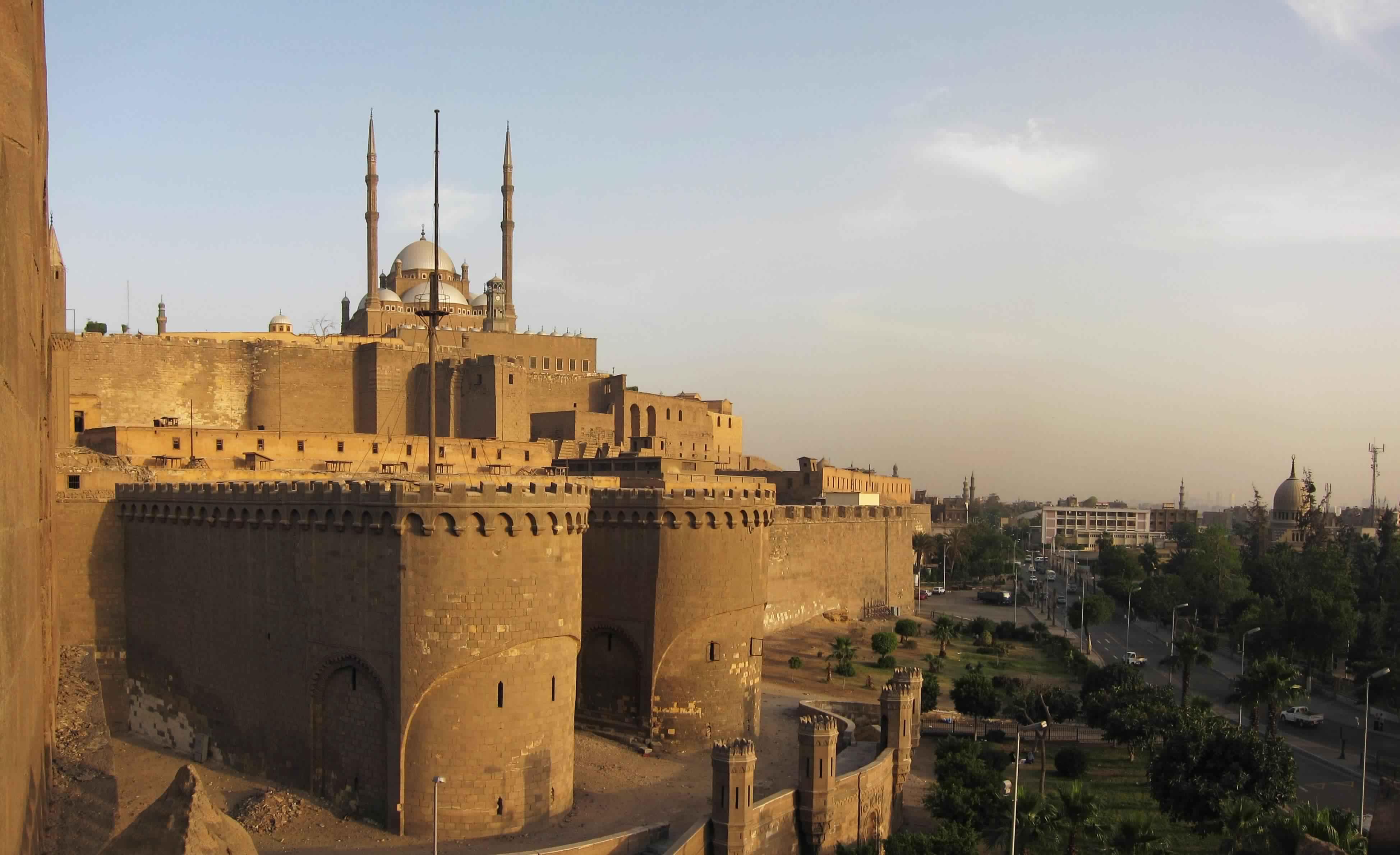 Egypt Saladin Castle
