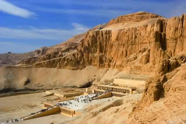Hatshepsut Temple luxor