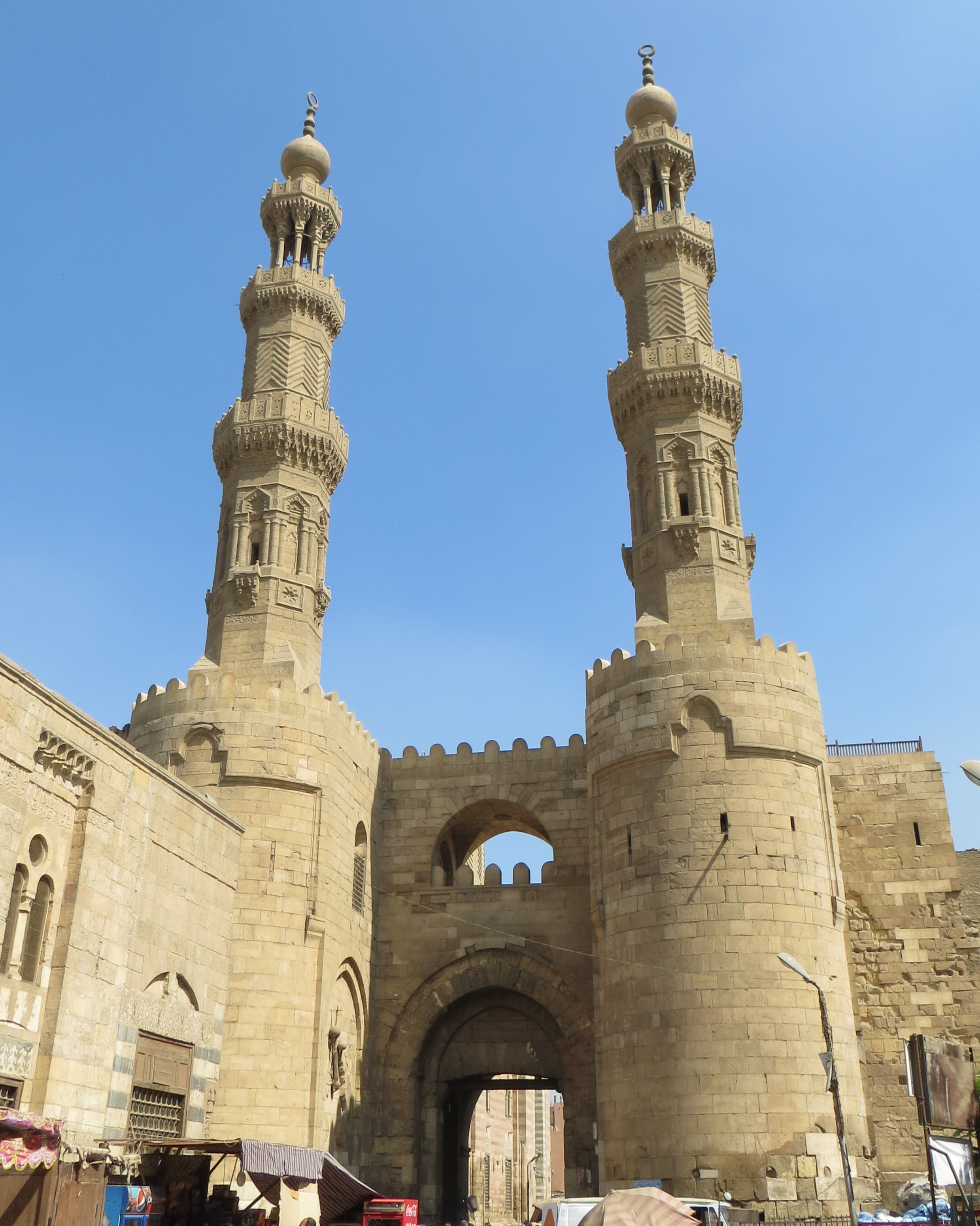 Cairo old Gates