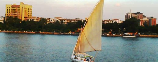 Nile River Felucca ride