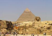 Giza Pyramids monuments