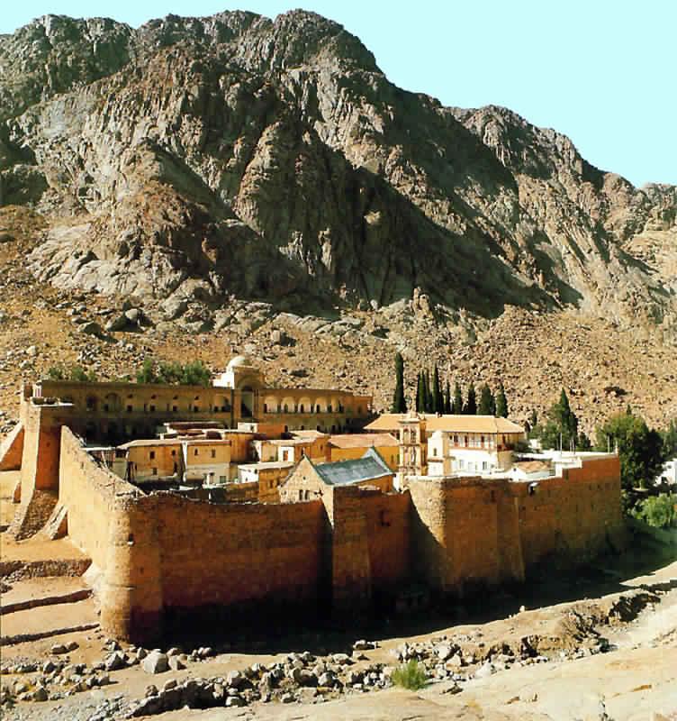 St Catherine monastery