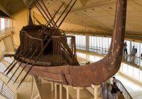 Egypt Solar Boat Museum