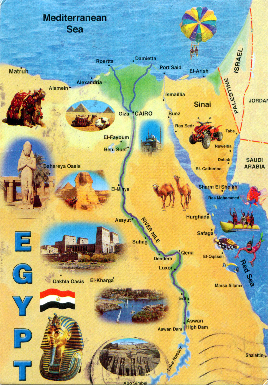 Egypt profile