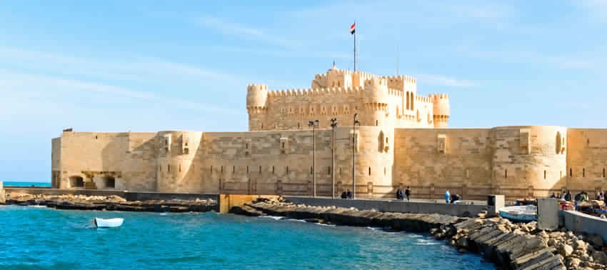 Monuments Sight Seeing Attractions Qaitbey Fort