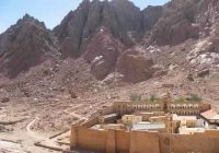 Moses Mountain sinai