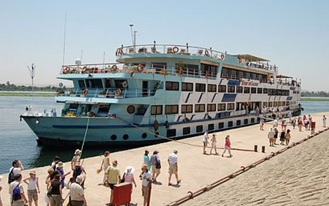 Typical Nile Cruise Itinerary