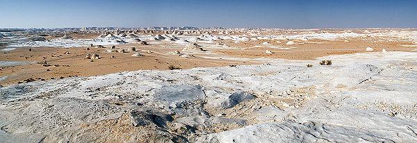 Egypt geology